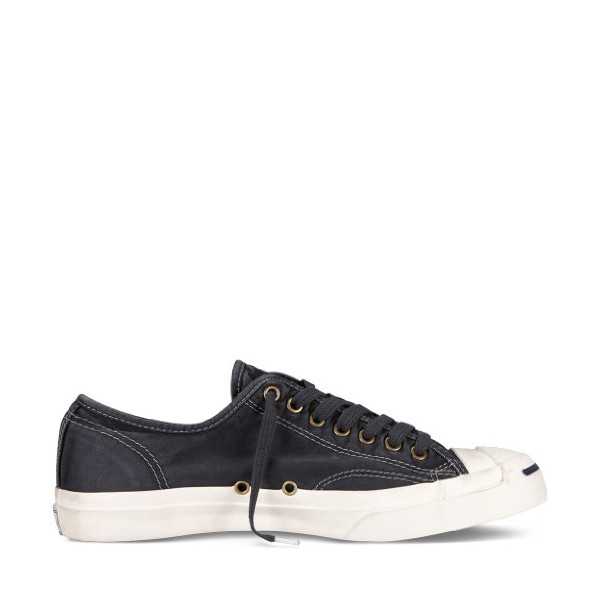 Converse Unisex Jack Purcell OX Black/Egret Casual Shoe 6 Men US / 7.5 Women US