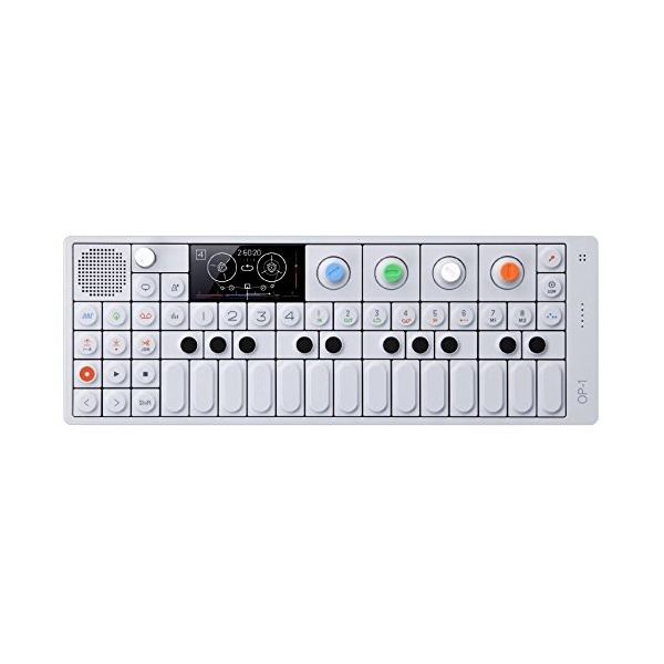Teenage Engineering 002.AS.001 OP-1 Mini Synthesizer Pack
