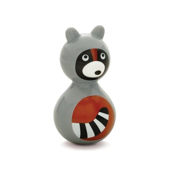 Kid O Wobbles, Raccoon