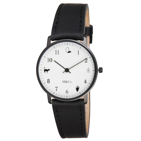M&Co. Onomatopoeia Unisex Watch