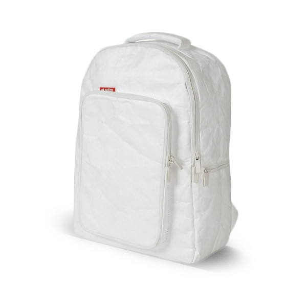 SKÜTR White Backpack