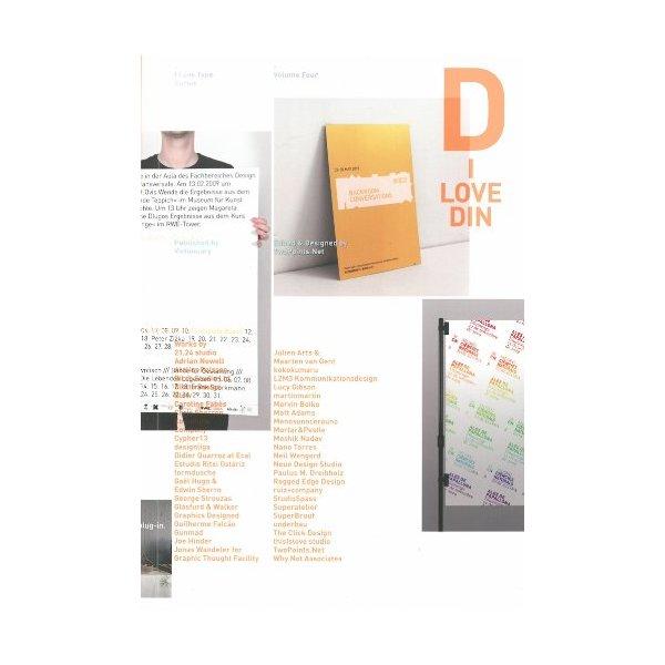I Love Type 04 : DIN