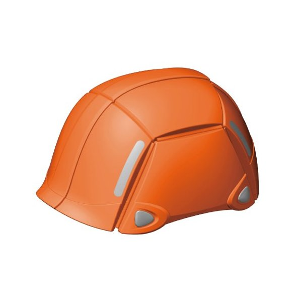 Folding Helmet Bloom No. 100