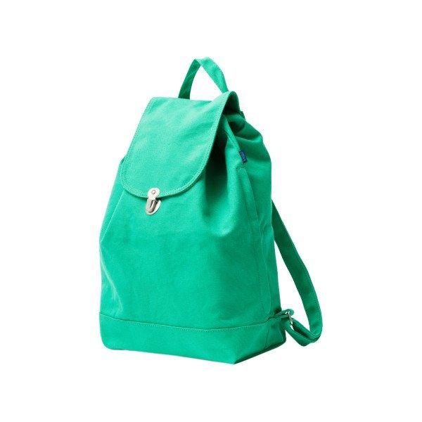 Baggu Women's The Duck Backpack One Size Green