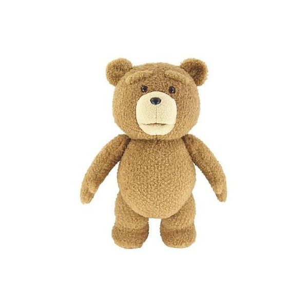 "Ted 24"" Inch R-rated Talking Plush Teddy Bear, Full Size"