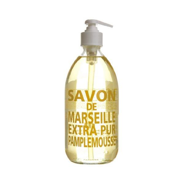 La Compagnie de Provence - Liquid Marseilles Soap 16.9 oz - Summer Grapefruit