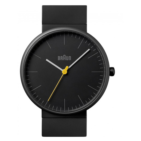 Braun Ceramic Analog Japanese Quartz Watch