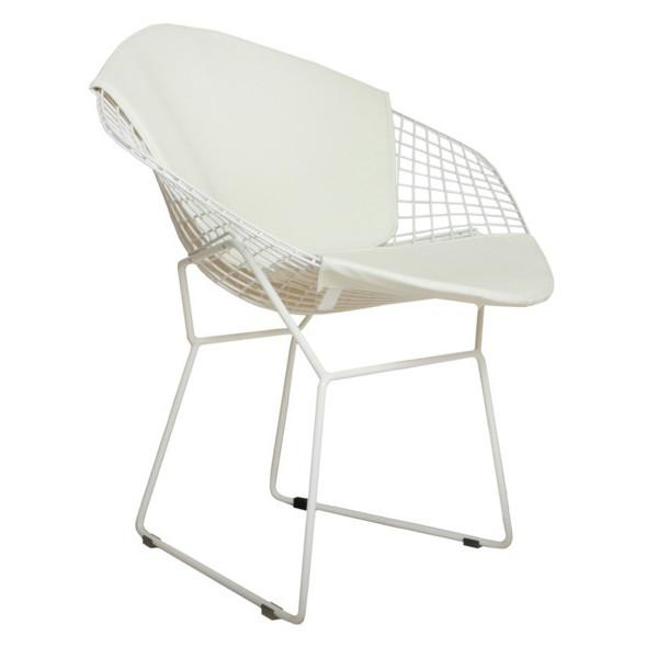 Control Brand Powder Coated Beroia Chair