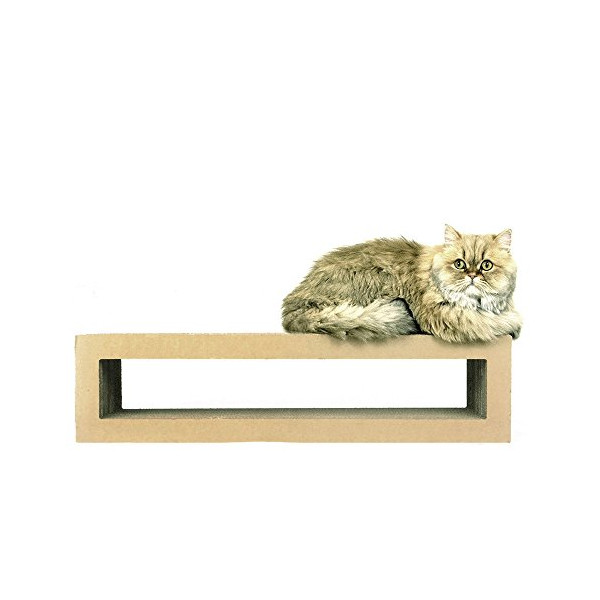 Katris Cat Scratcher/Modular Furniture/Cat Tree, I-Shape
