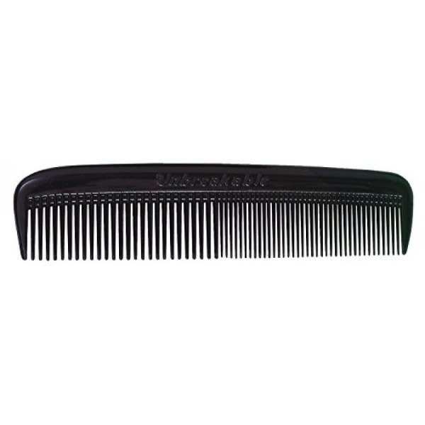 Set of 10 Clipper-mate Pocket Combs 5 1/4""