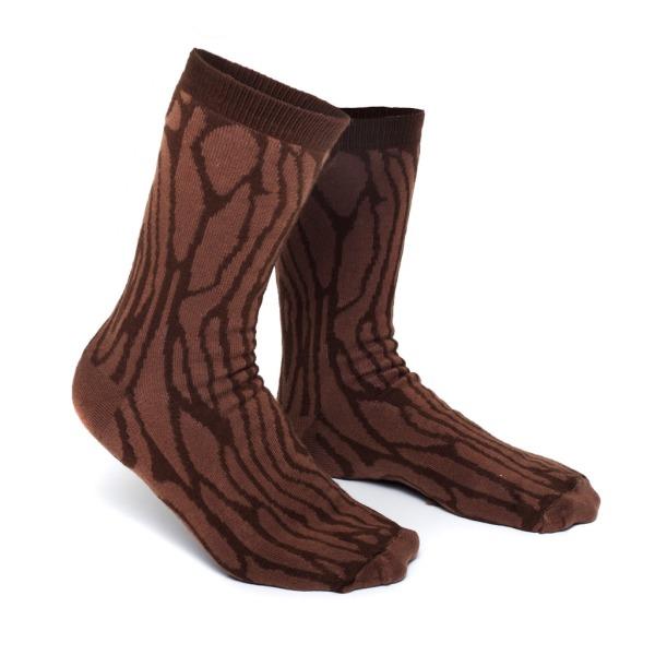 Ashi Dashi Mahogany Socks