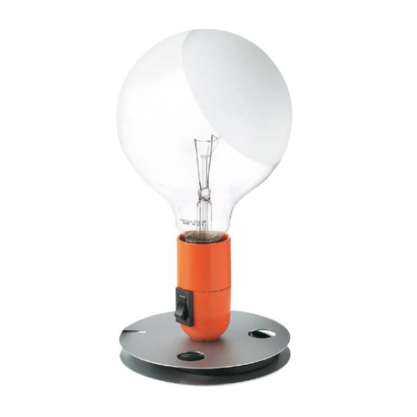 Lampadina Table Lamp, Orange