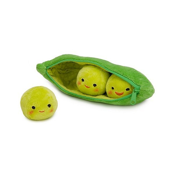 Disney Toy Story 3 Peas-in-a-Pod Plush Toy -- 8''