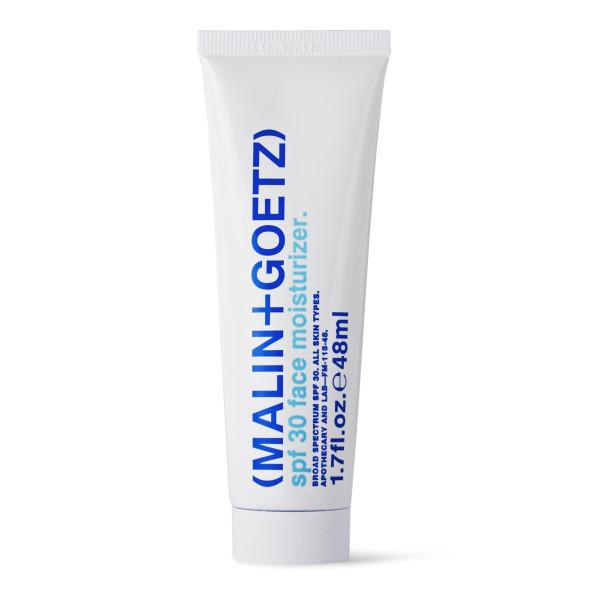 Malin + Goetz SPF 30 Face Moisturizer- 1.7oz.