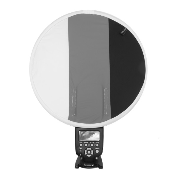 Flash Disc Portable Speedlight Softbox