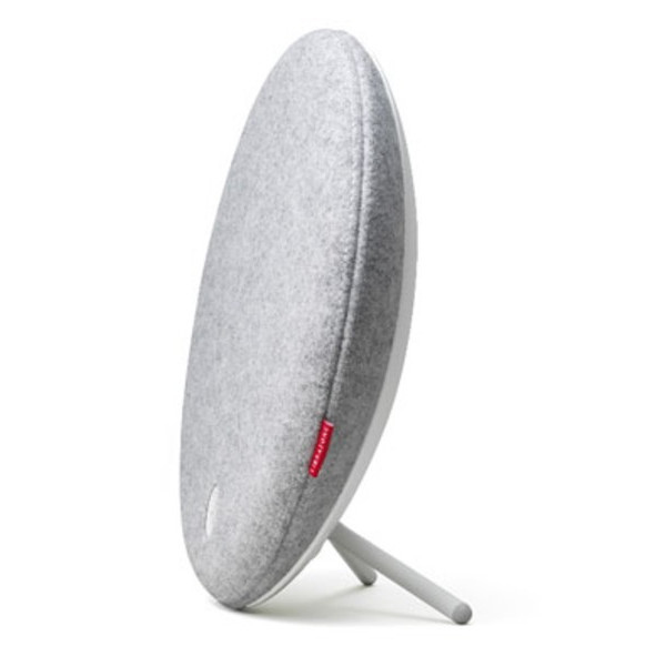Libratone Loop Wireless Wall-Mountable Speaker, Salty Gray