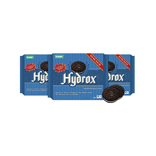 Leaf Hydrox America's Original Cookie, 8.6 Ounce (Pack of 6)