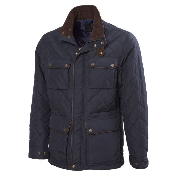 Vendoneire Men's Quilted Jacket