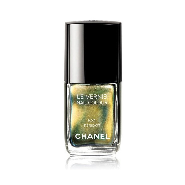 Chanel Le Vernis Nail Colour 531 Peridot Fall 2011 Collection
