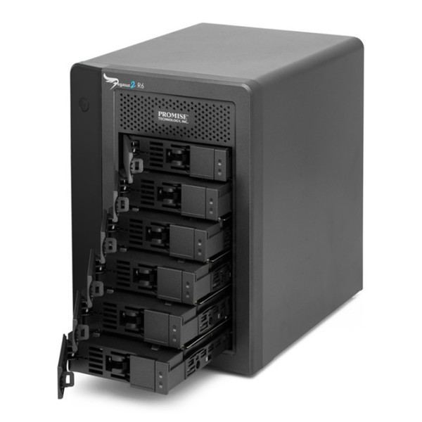 Promise Pegasus2 R6, 18TB RAID System