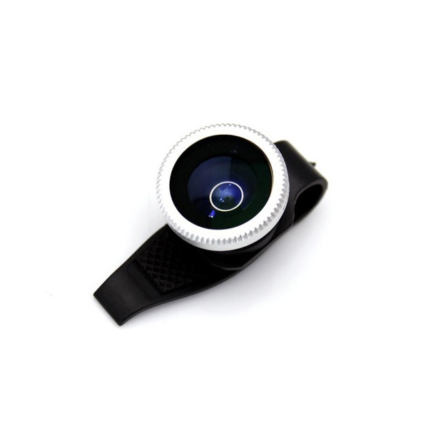 Generic New Arrvial 180° Fisheye Lens for Mobile Phones