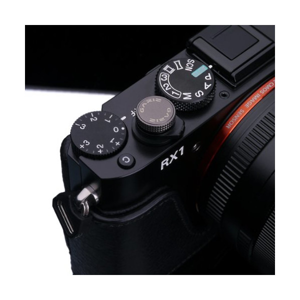 Gariz Metal XA-SB4S Camera Screw Type Soft Button for Sony RX1, Copper