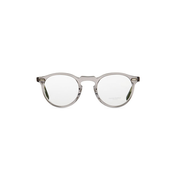 Oliver Peoples Gregory Peck Workman Grey Oval, 45mm