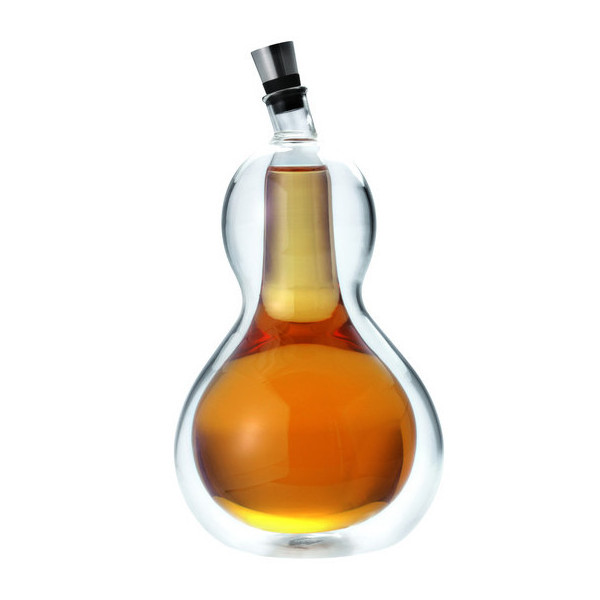 Jia Inc. Family Belongings Hulu Double Wall Liquor/Wine Carafe