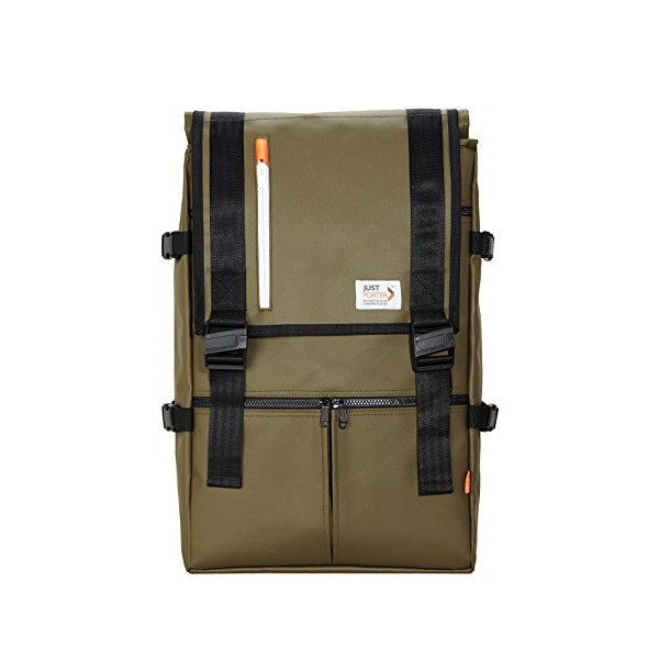 Just Porter Sable Rucksack, Green