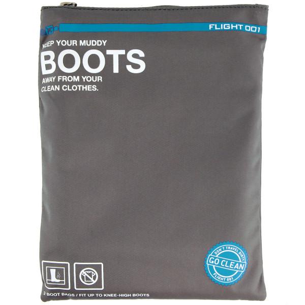 Flight 001 Go Clean Boots, Grey