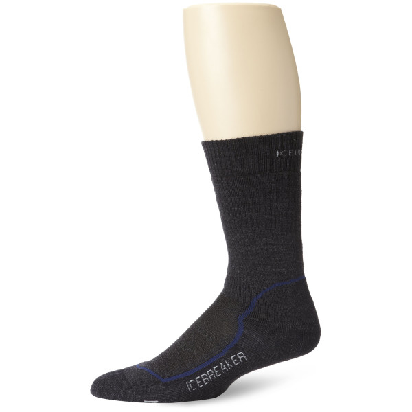 Icebreaker Men's Hike+id Crew Socks
