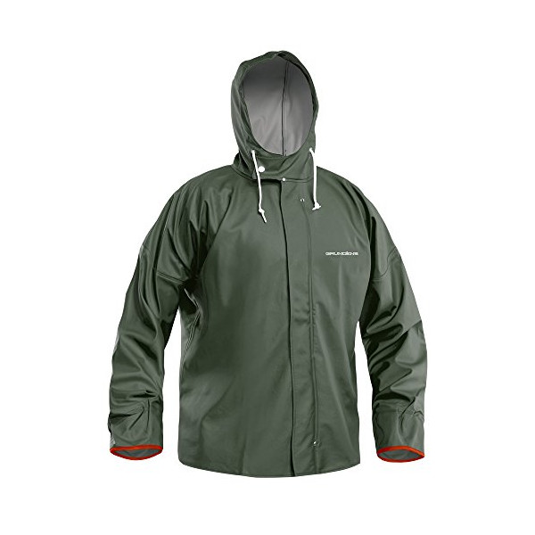 Petrus Men's HD 44 Jacket, Green, Medium