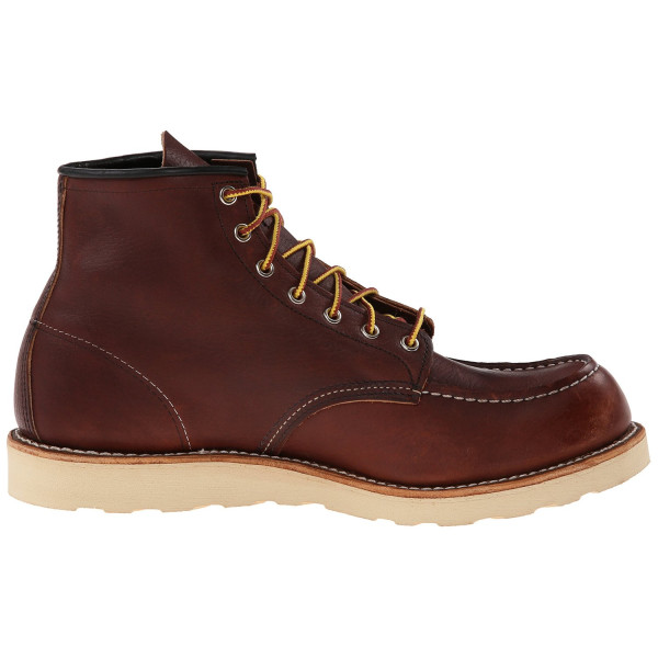 Red Wing Heritage Men's Classic Work 6-Inch Moc Toe Boot