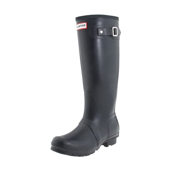 Hunter Original Tall Welly Boot,Navy/Navy,Women's 8 M/Men's 7 M