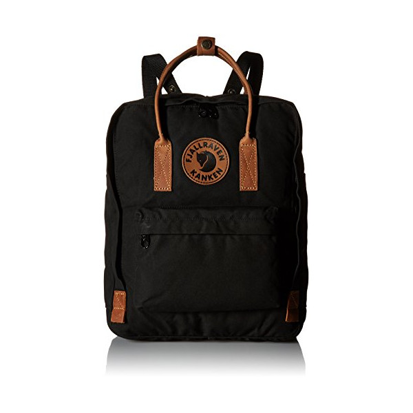 Fjallraven Kanken No.2 Backpack, Black