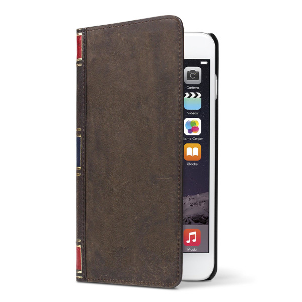 Twelve South BookBook, iPhone 6, Brown