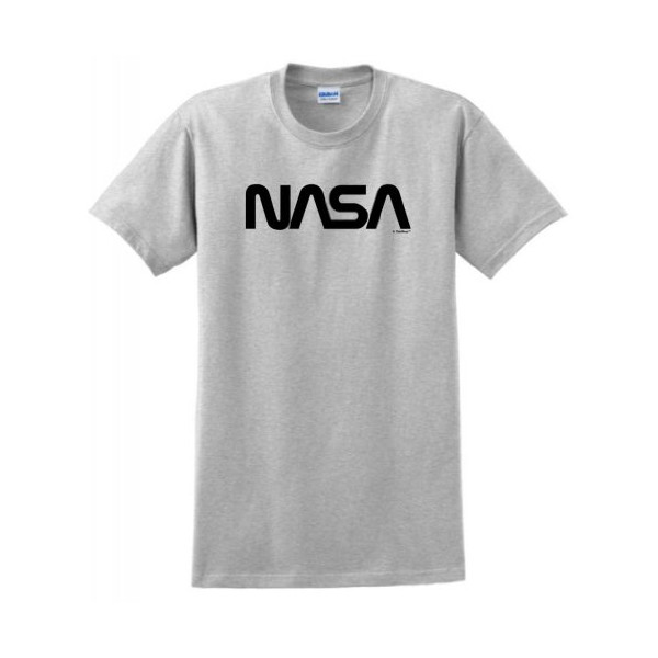 NASA T-Shirt Small Ash