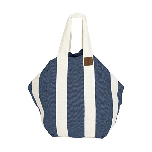 Sunnylife Beach Sac Navy/White, One Size