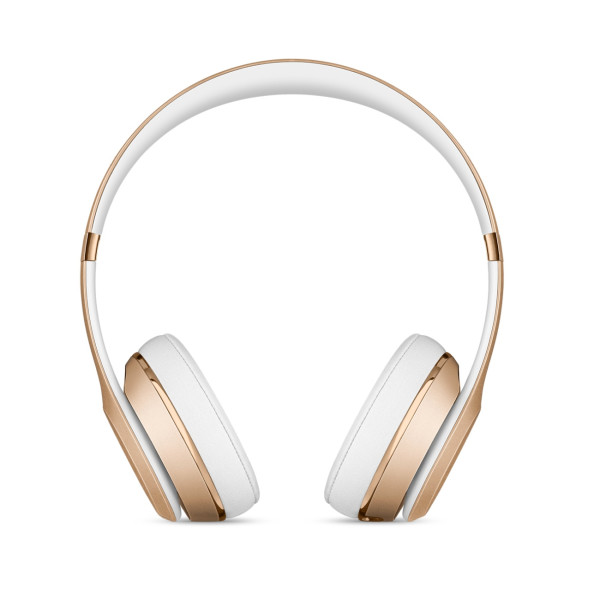 Beats Solo3 Wireless On-Ear Headphones, Gold