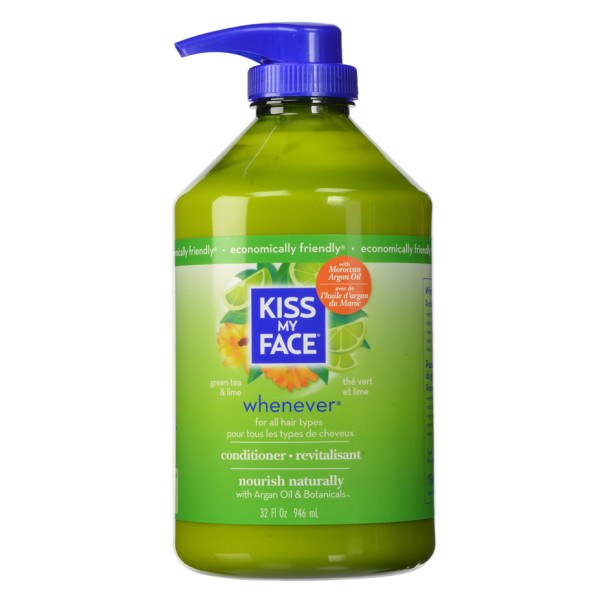 Kiss My Face Whenever Conditioner, 946 ml