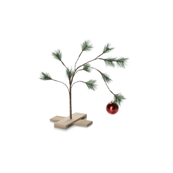 Classic Charlie Brown Christmas Tree