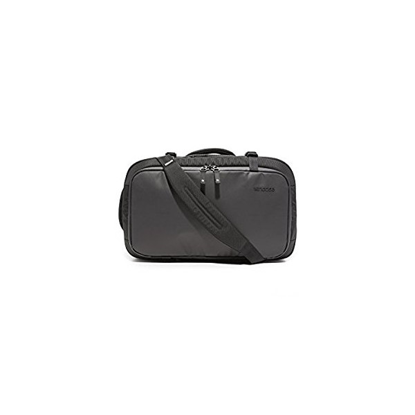 Incase Men's VIA Duffel Bag, Black, One Size