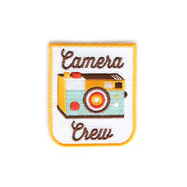 Patch, Camera Crew
