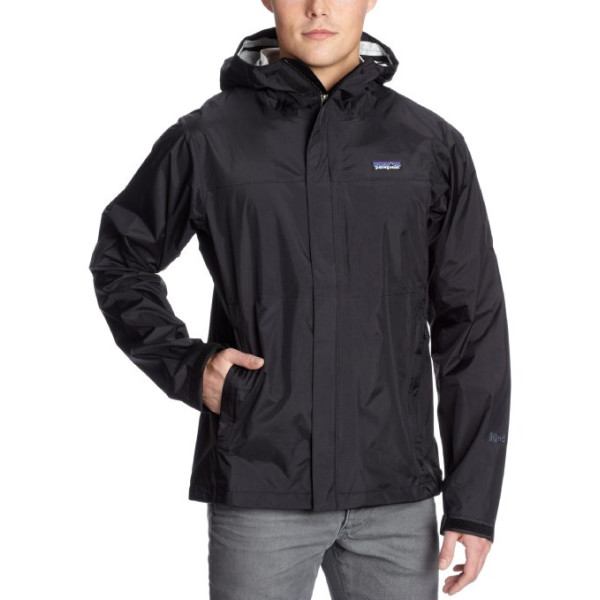 Patagonia Men's Torrentshell Jacket, Black