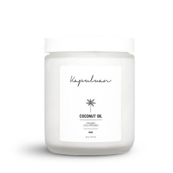 Kapuluan Raw 100% Organic, Natural Cold-Pressed Coconut Oil