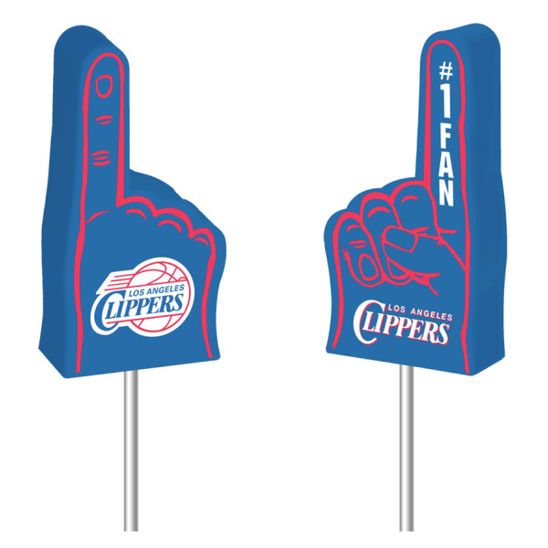NBA Los Angeles Clippers Foam Finger Antenna Topper
