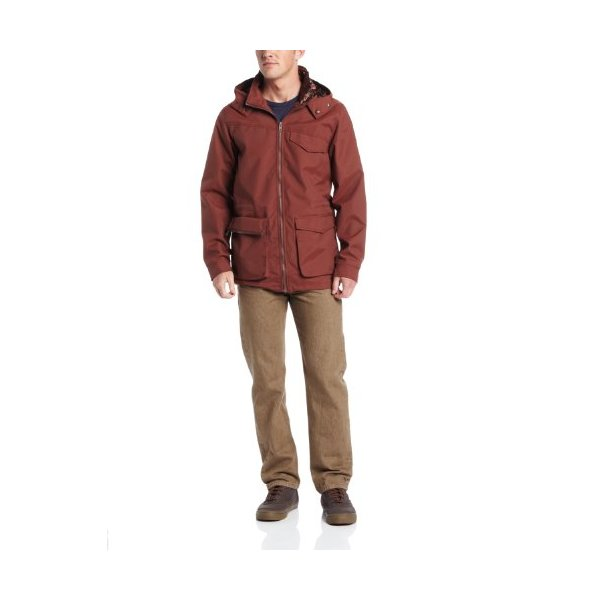 Volcom Men's Nitty Gritty Jacket