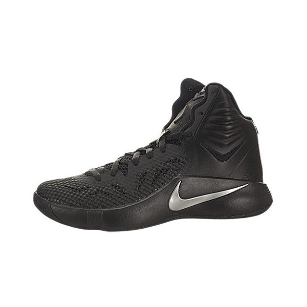 Nike Zoom Hyperfuse 2014 Sz 11.5 Mens Basketball Shoes Black New In Box