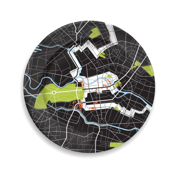 Berlin City Plate