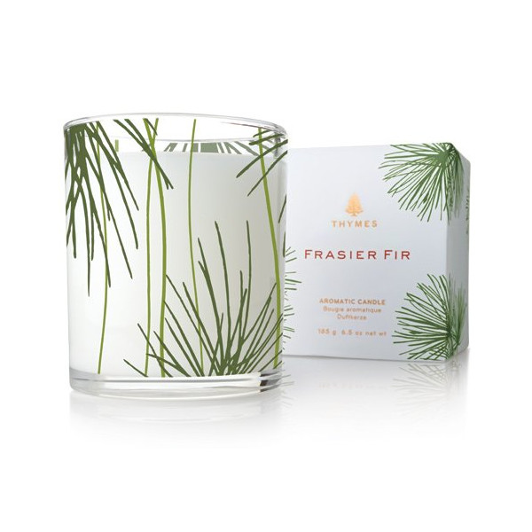 Thymes Poured Candle, Frasier Fir, 6.5 oz